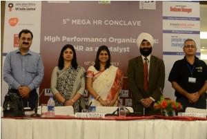HR conclave, Delhi